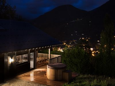 Photo for Chalet Mirabelle - luxury, family chalet