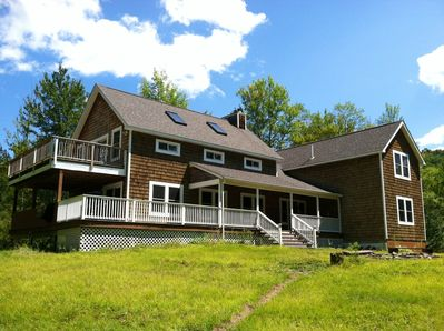 Imagine your family and friends here enjoying the splendor of the Catskills!!!