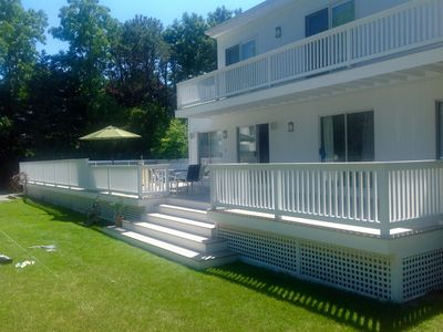 Photo for Westhampton Area Modern 4BR Home w/ Separate Cottage, Great Amenities, Location