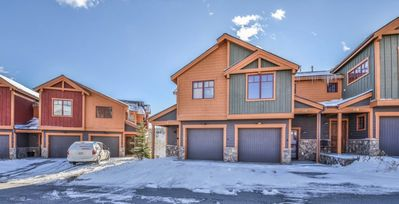 Photo for Finest Townhome with Spectacular Views and Private Hot Tub!