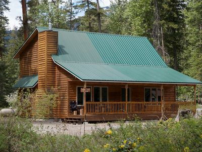 Photo for Cedar Creek Cabin in Lost River