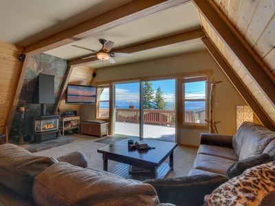 Photo for COZY LAKEVIEW cabin.  Renovated and LOVED. *Enjoy!*