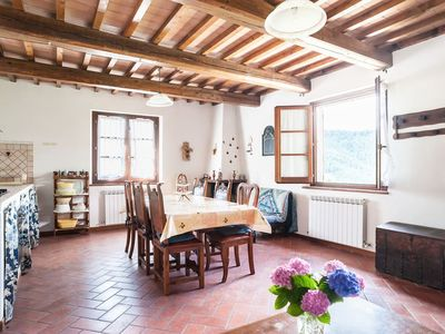 Photo for Authentic Farmhouse in Tuscany / Nature, Cuisine, Art and Relaxation