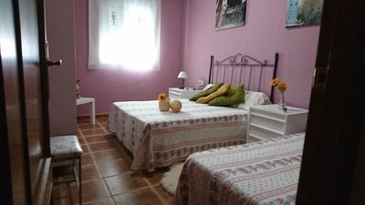 Photo for Villacapricho rural accommodation. rural accommodation-Villacapricho. it is