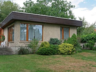 Photo for House 1.4 km from the center of Hoppegarten with Parking, Washing machine, Garden, Terrace (62329)