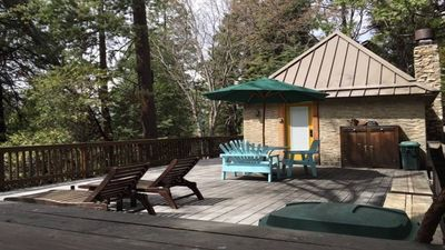 Photo for 1BR Cottage Vacation Rental in Lake Arrowhead, California