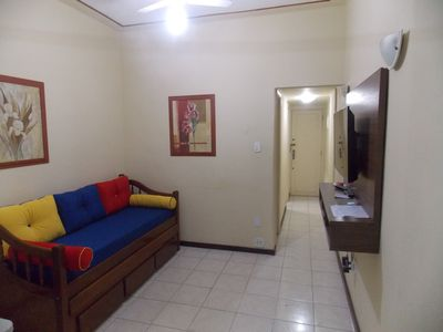 Photo for #APT NEW FURNISHED, BEACH QUADRA, SIDE VIEW PRO SE, AIR CONDITIONING