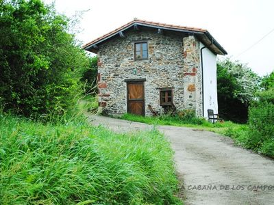 Photo for Beautiful house in Asturias with sea and mountain views. Only for two people