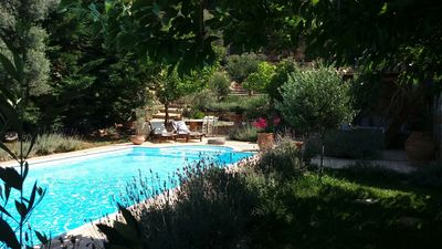 Photo for Evia rent a villa only 99km from Athens with private pool