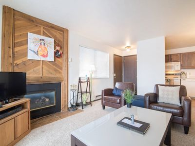 Photo for 1BR/1BA, Sleeps 4pp, Affordable Park City Condo
