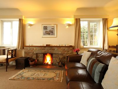 Photo for 4BR Cottage Vacation Rental in Criccieth, North Wales
