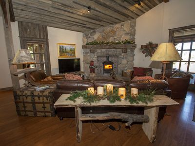 Photo for Book Now for Summer -  Easy Mountain Living, Private & Quiet, 5 Miles From Town