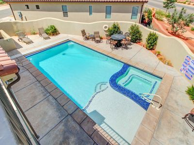 Photo for New home in resort community - private pool/hot tub & more!