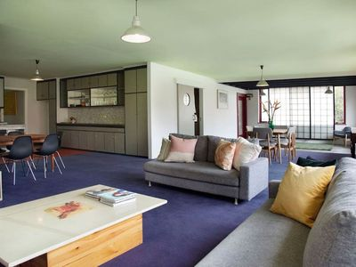 Photo for Huge, stylish, central, 3 br apartment with pool