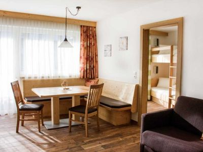 Photo for Nice - bright Non smoking apartment in a quiet and sunny location at the edge of the forest