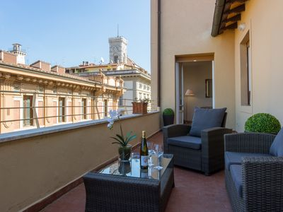 Photo for Apartments Florence - Repubblica Terrace