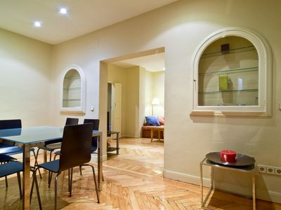 Photo for Two bedroom apartment in the Salamanca district