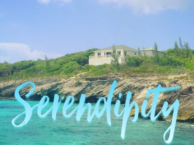 As seen on HGTV's Bahamas Life!  Come Find Serenity By The Sea...