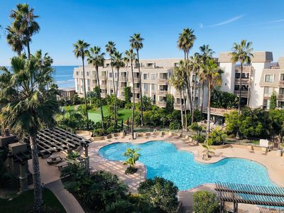 Photo for Family Fun Beach Resort with Surf, Sand and Harbor Views in Oceanside