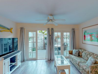 Key West home w/shared pool and just steps from historic Old Town