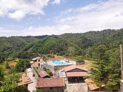 Photo for 4BR Apartment Vacation Rental in Castagnola, Tuscany