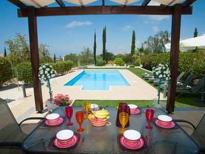 Photo for Lovely, Relaxing 3 Bed Detached Villa With Private Pool