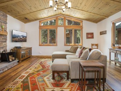 Photo for Moose Trax: Located in Charming Boulder Bay & Walking Distance to the Lake & Hiking Trails! WiFi!