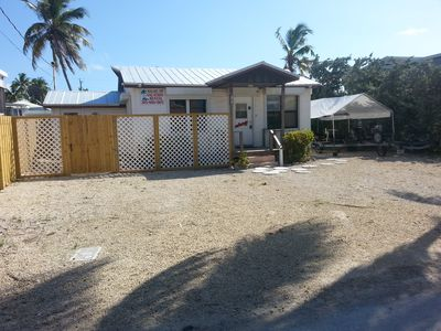 Photo for Kens Conch Key Cottage-2Br/2Bth Getaway. Optional motor boat rental