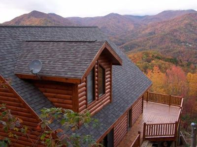 Photo for 4BR Cabin Vacation Rental in Whittier, North Carolina
