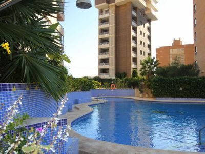 Photo for Apartment Trinisol II Playa in Benidorm - 4 persons, 1 bedrooms