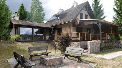 Photo for Holiday house Nowinka for 2 - 8 persons with 4 bedrooms - Holiday house
