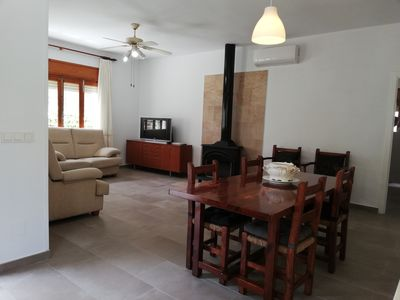 Photo for Chalet II in Lo Pagan, Mar Menor with terrace, garden and wifi