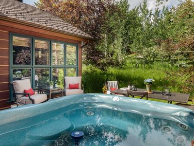Photo for Outpost: Moose Creek 13 - Private Hot Tub