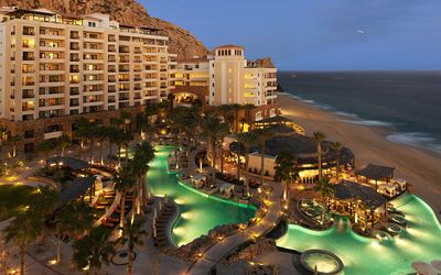 Photo for Gorgeous resort on the tip of Cabo San Lucas.  Elegant and fun with all the amenities you could need.