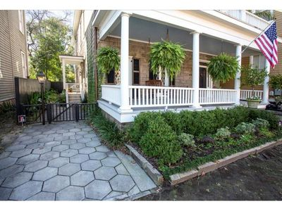 Photo for Stay with Lucky Savannah: Dog Friendly Garden Home on Historic Huntingdon St.