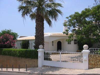 Photo for Wonderful villa, private pool, sea view, 5 min.walk to beach, A/C, Wifi, cleanin