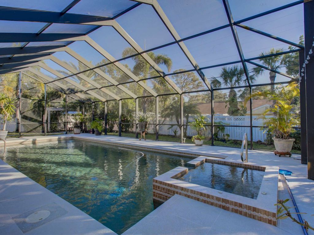 Fido Friendly Wfenced Yard Spaswimming Pool Wifi Large Ranch