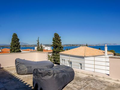 Photo for Villa Prospero in Spetses with sea view and BBQ