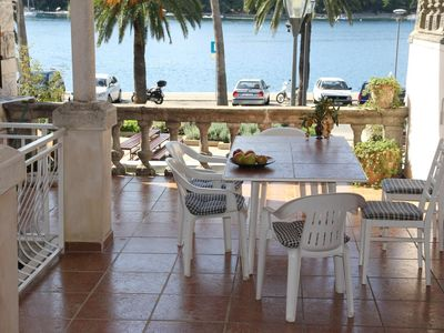 Photo for Seaside holiday house Cavtat (Dubrovnik) - 16288