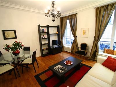 Photo for Highest rated 2 BR/2 BA apt near Place Des Vosges