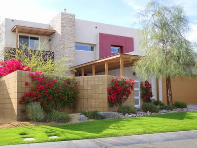 Photo for Mid-Century Luxury Home Overlooking Golf Course - Long Term Rentals Available