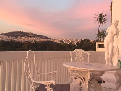 Photo for Athens Park Penthouse, with panoramic city & park view