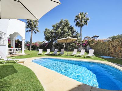 Photo for Villa 5 · Villa Puerto Banus-amazing location,no car needed!