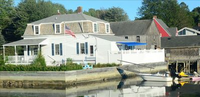 Photo for Waterfront Summer Rental in Kennebunkport's Cape Porpoise