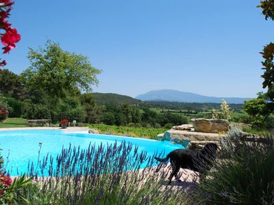 Photo for 3BR House Vacation Rental in Villedieu, Provence-Alpes-Côte-D'Azur