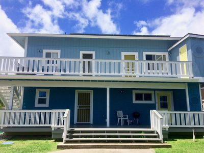 Photo for Spacious 2 bedroom Steps to Beach!