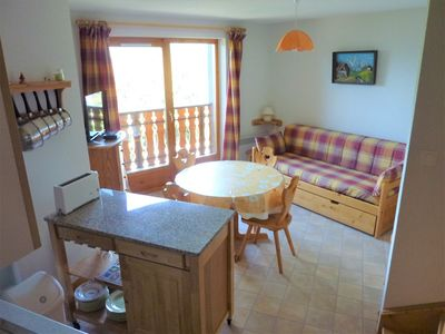 Photo for COL-CHAR-24 2 bedroom duplex apartment with magnificent mountain views
