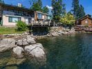 3BR House Vacation Rental in Bass Lake, California
