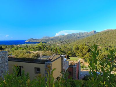 Photo for Lovely apartment for 3 guests with WIFI, pool, TV, pets allowed and parking