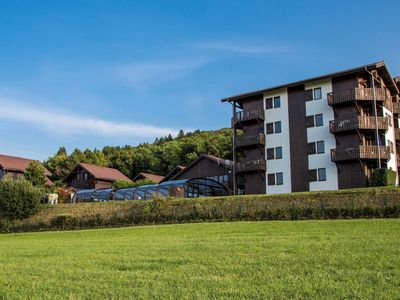 Photo for Attractive, rustic apartment in the termal town of Evian